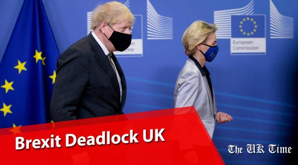 Brexit Deadlock UK