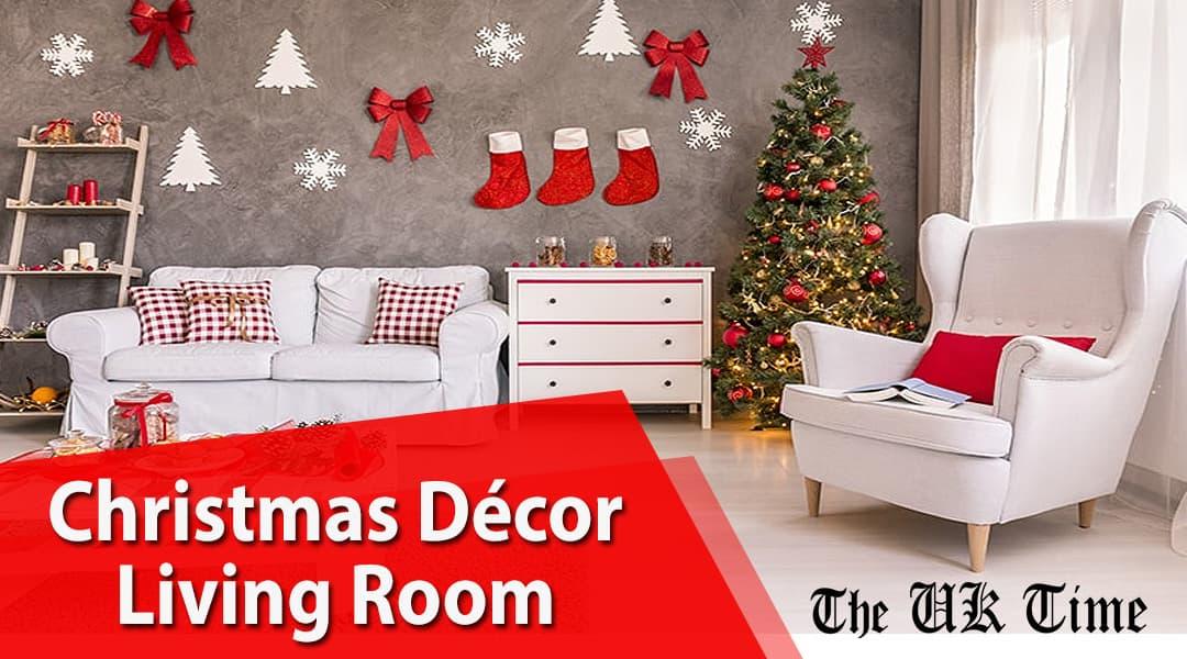 Christmas Décor Living Room