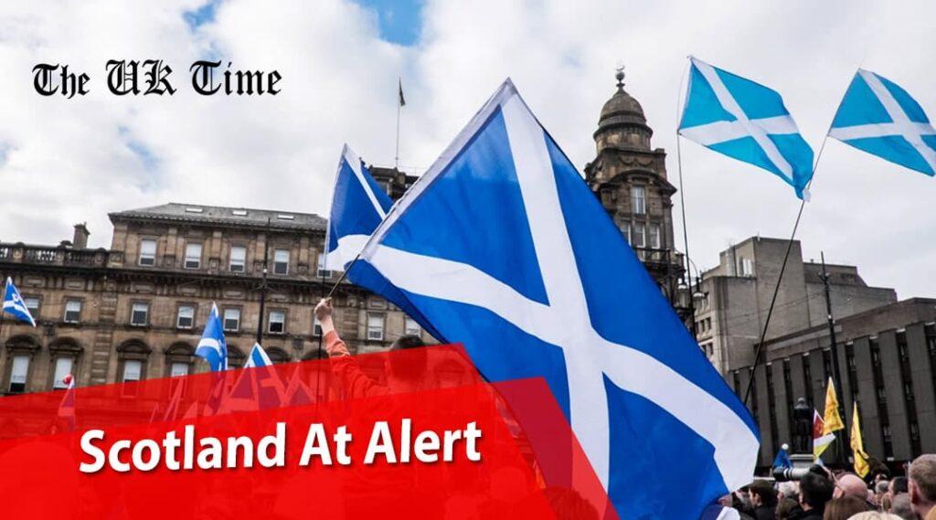Scotland alert
