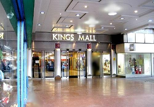 Kings Mall Shopping Center London
