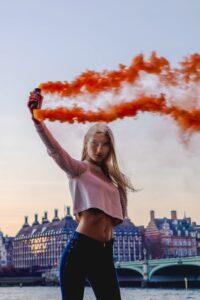 London Fashion 2021