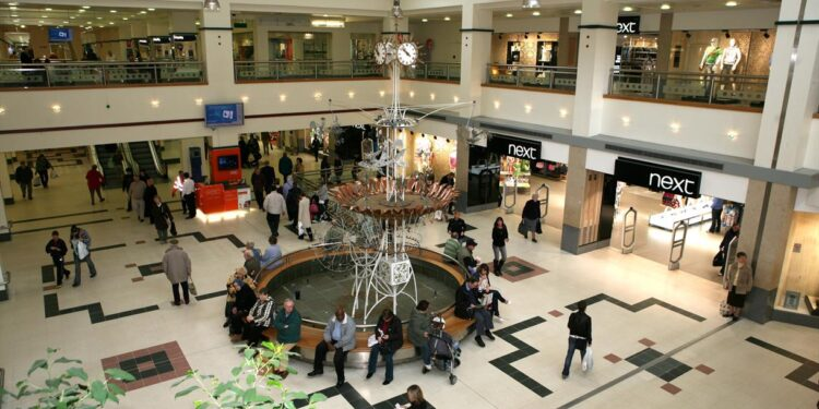 Victoria Shopping Mall