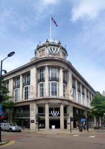 Whiteleys Shopping Mall London