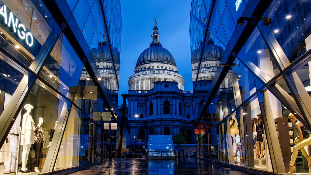 One New Change London