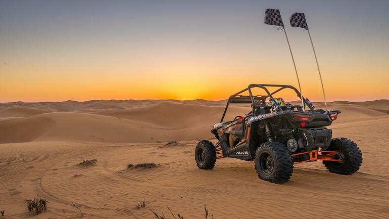 Dubai Morning Dune Buggy Safari