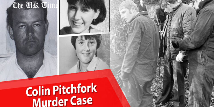 Colin Pitchfork raped and murdered two innocent teenage
