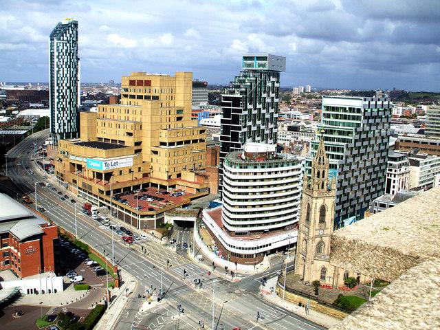 Liverpool city 2021