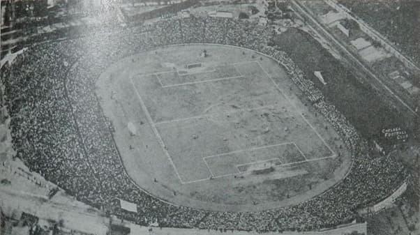 Stamford Bridge in the 1930s