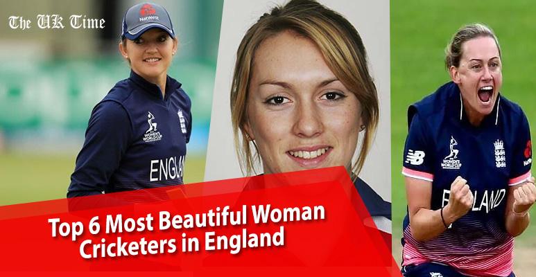 Most Beautiful Woman in the England Cricket Team